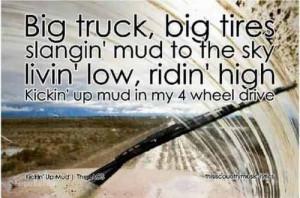 Kickin up Mud @Melissa DIttman :)