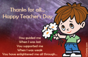 happy teacher s day to all teachers if not teachers we won t be who we ...