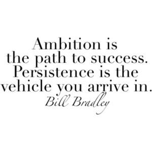 Monday Motivation {Ambition}