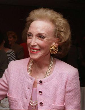 Helen Gurley Brown RIP
