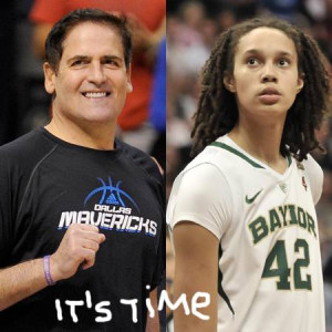 Mark Cuban Is Thinking About Drafting Women's B-Ball Player Brittney ...