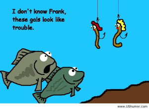 ... funny fishing picture funny bear picture funny partnership quote