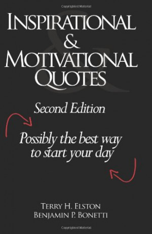 ... & Motivational Quotes: Possibly the best way to start your day