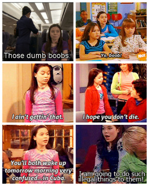 Best Drake And Josh Quotes