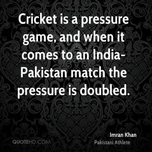 Imran Khan Quotes