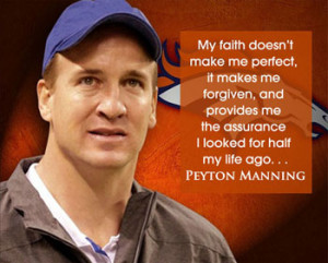 Manning also speaks before groups.