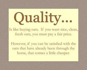 Quality Quote