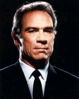 tommy lee jones from the movie men in black you know what the most ...
