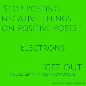 ... posts!