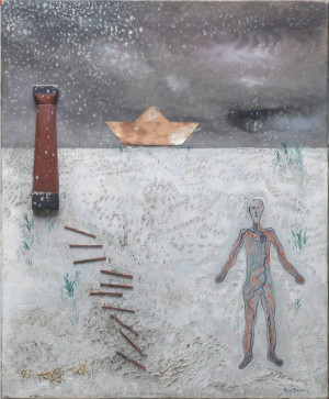 Yves Tanguy - 1926 - Le Phare