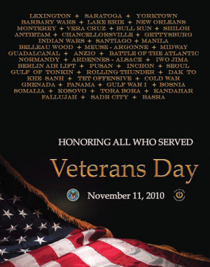... Veterans Day poster is available for download via the Veterans Day Web