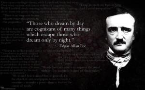 Quote Quotes Edgar Allan...