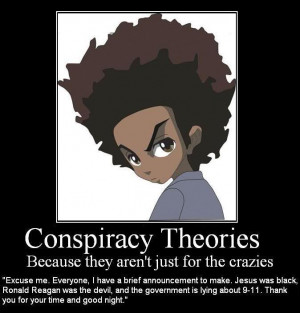 BLOG - Funny Boondocks Quotes