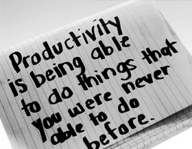 Productivity Quotes & Sayings