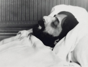 Deathday: French Author Marcel Proust 1922