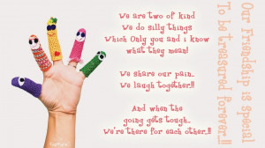 Special Friendship Quote Image