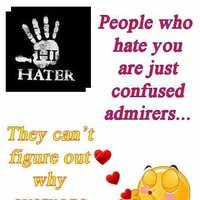 confused quotes photo: LOVE this people-who-hate-you-are-just-confused ...