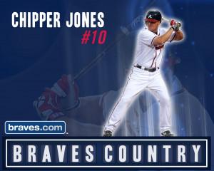 Chipper Jones wallpaper