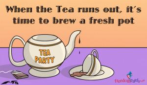 New Tea Party Ecard