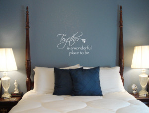 Custom Vinyl Wall Lettering and Wall Quotes!