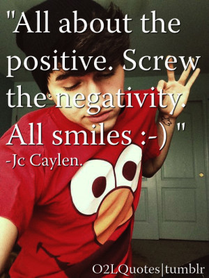 JC Caylen Quotes