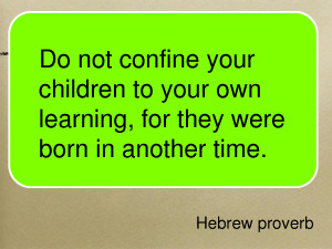 Hebrew Proverb