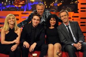 Lots of details and quotes from the Graham Norton show - BBC Press ...