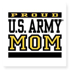 Army Mom Bumper Stickers