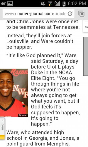Break A Leg Quotes Kevin ware prophetic quote