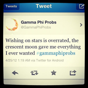 gamma phi quote: Internet Site, Website, Quotes Love, Crescents Moon ...