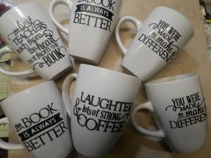 ... Mug Silhouette Cameo, Crafts Diy, Address Lists, Coffee Mugs, Cameo
