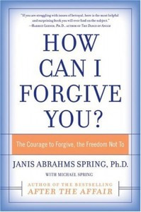 Forgiving Infidelity To Heal