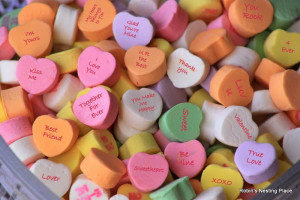 Valentines Day Candy Hearts Sayings