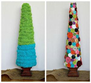 homemade christmas decorations homemade christmas tree