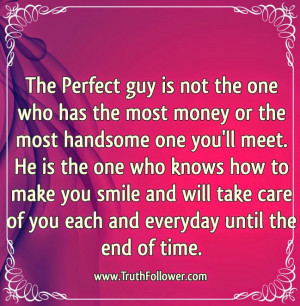 have a perfect boyfriend quotes
