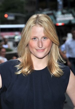 Mamie Gummer Pictured The