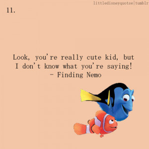 ... nemo merlin disney movies disney disney quotes littledisneyquotes