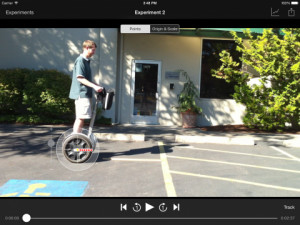 Video Physics ™ for iPad, iPhone, and iPod touch