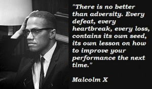 The Life Of Malcolm X