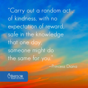 ... pay it forward. :) #motivational #quotes via @Baylor Stranton Health