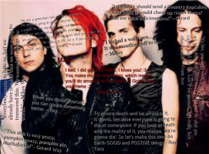 Funny Mcr Quotes Moments Jokes