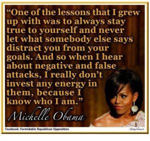 Yeah - we found out all about you, MOOCHELLE - you blood sucking leech ...
