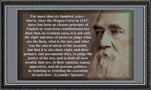 Bobby's Paradigm: A Lysander Spooner Quote About Juries | Individual ...