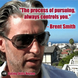 Brent Smith was originally one of the inspirations for David DeAngelo ...