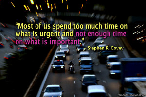 More time management quotes at Personal Excellence Quotes