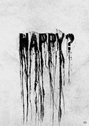 death Black and White depressed depression sad suicide quotes pain ...