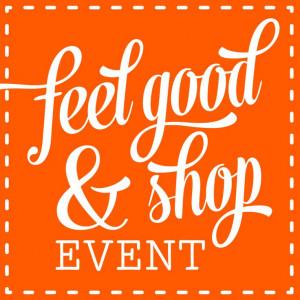 Logo Feel good & Shop Event #Noordkade #Veghel