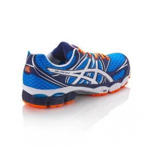 Baskets Asics Gel Pulse 6 chaussures de running basses lacets sport