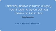 Beauty and Plastic Surgery Quotes