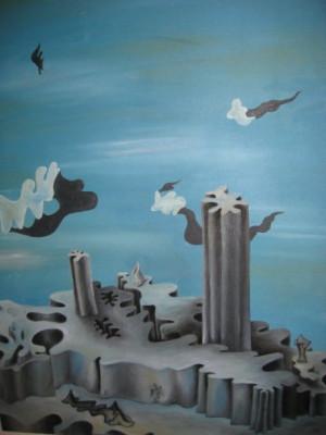 Yves Tanguy, Art